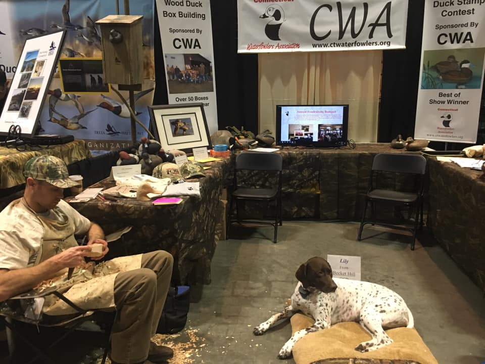 2019 Fishing & Hunting Show - CONNECTICUT WATERFOWL ASSOCIATION